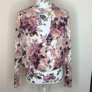Coco + Jamison Floral Shirt